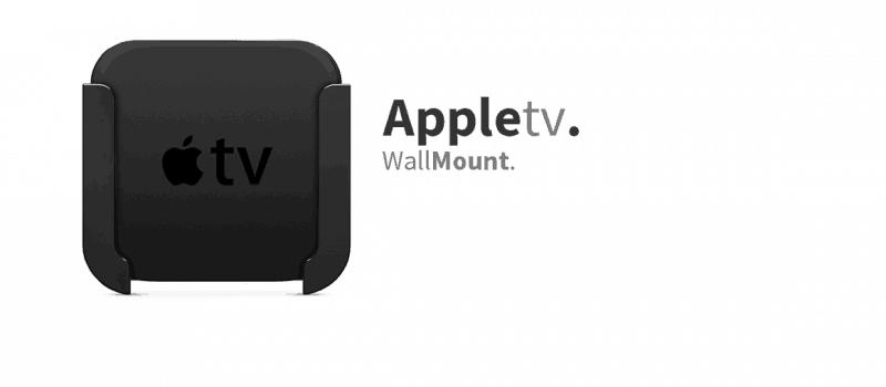 Apple TV 4 – Wall Mount