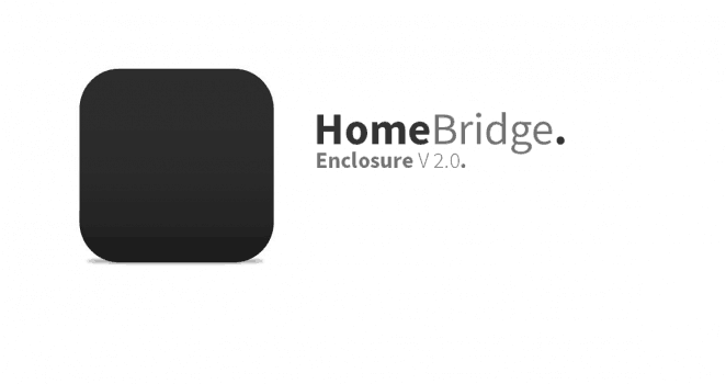 HomeBridge – Enclosure V2.0