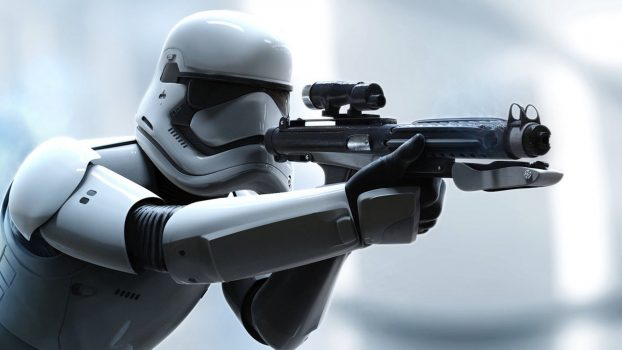 Star Wars – First Order Storm Trooper – Part III