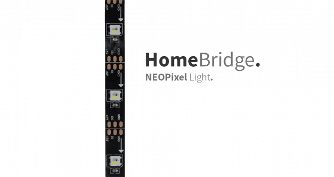 HomeBridge – NEOPixel Light