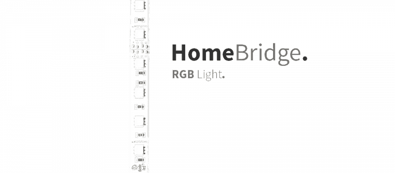HomeBridge – RGB Light