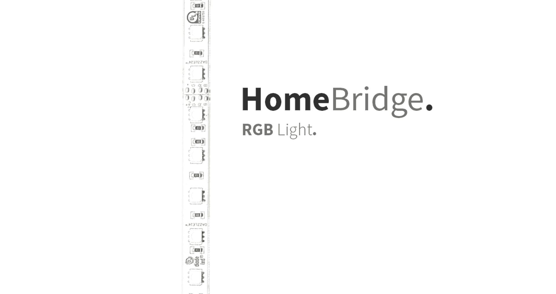 HomeBridge – RGB Light