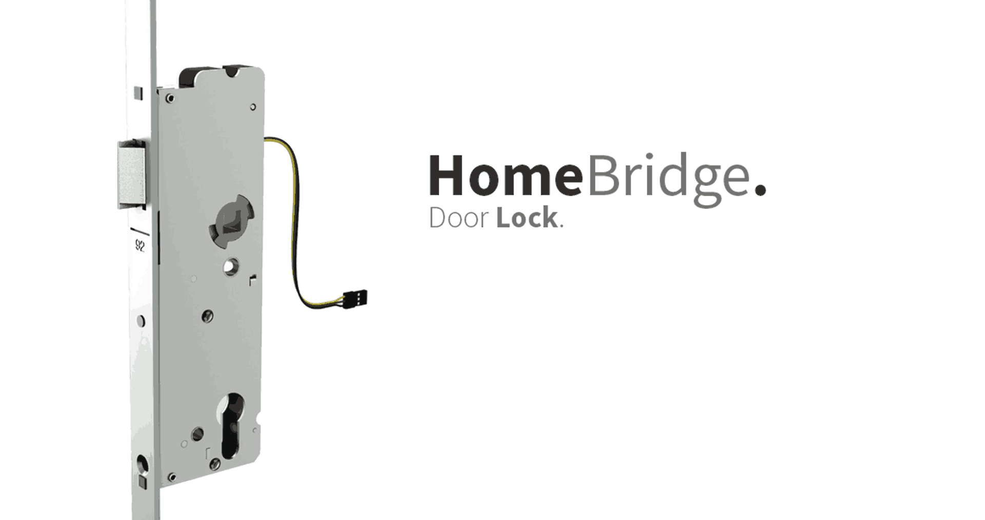 HomeBridge – Door Lock