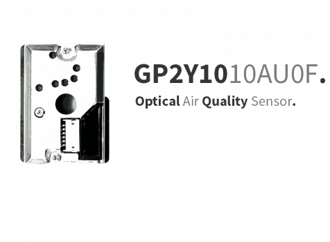 GP2Y1010AU0F – PM2.5 Optical Particle Sensor