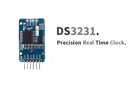 DS3231 – Precision Real Time Clock
