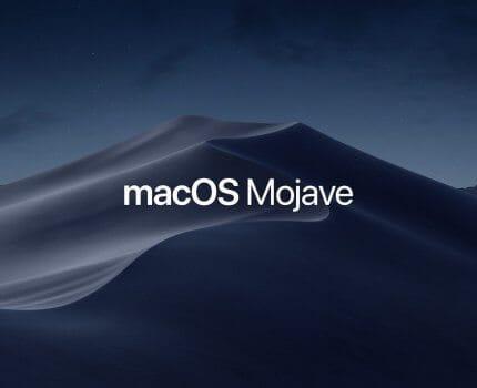 macOS – Mojave Bootable USB