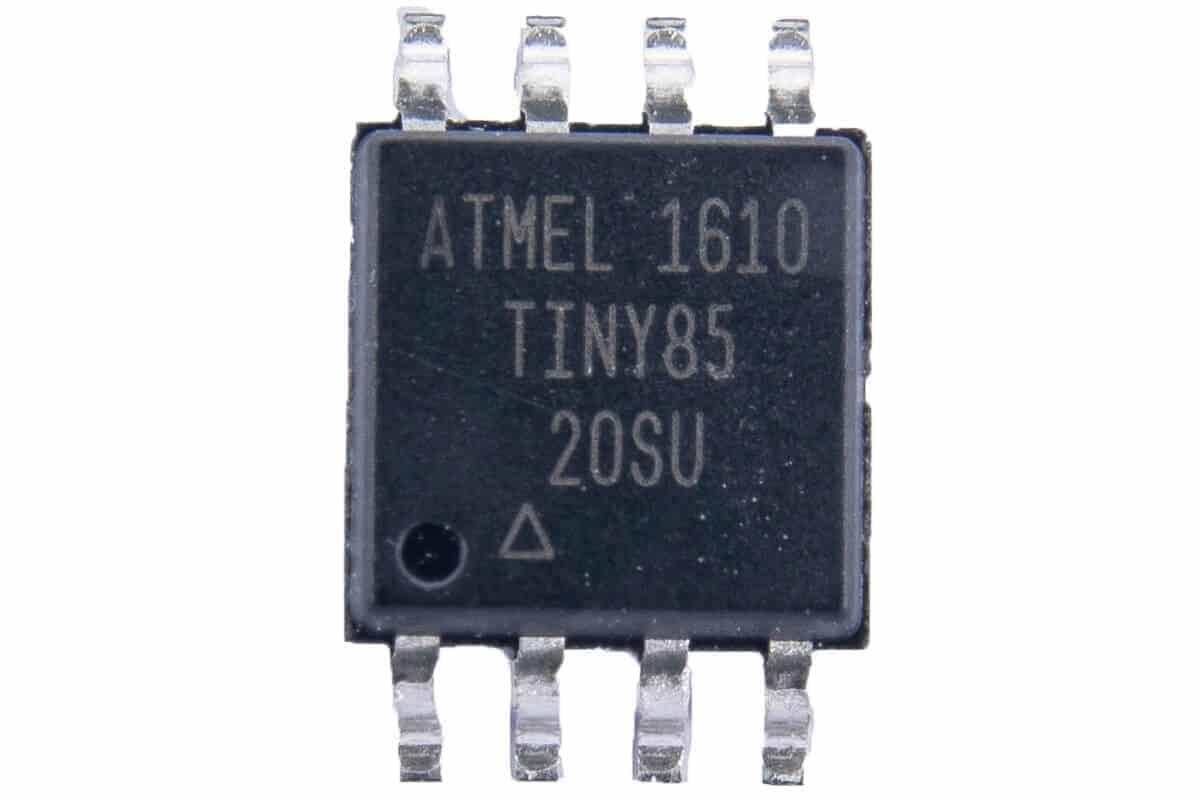 Arduino – attiny85