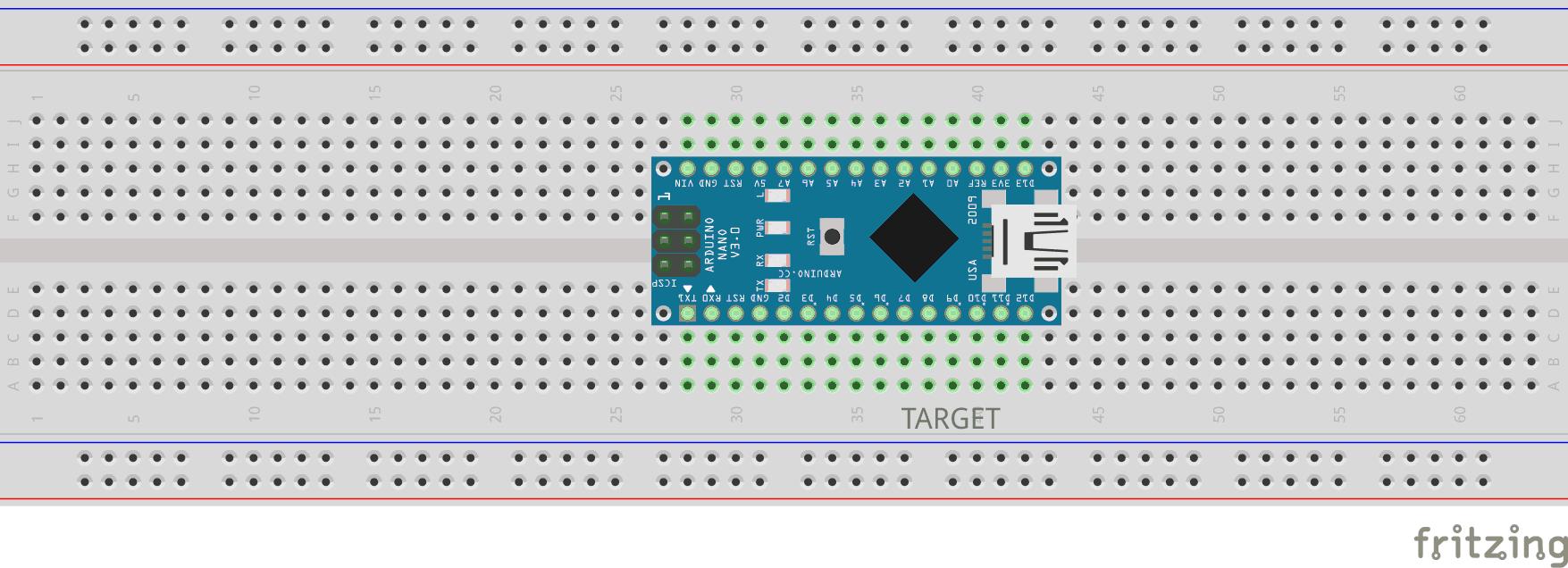 Arduino Nano Atmega328p Old Bootloader