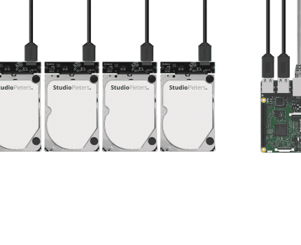 Raspberry Pi – RAID Storage