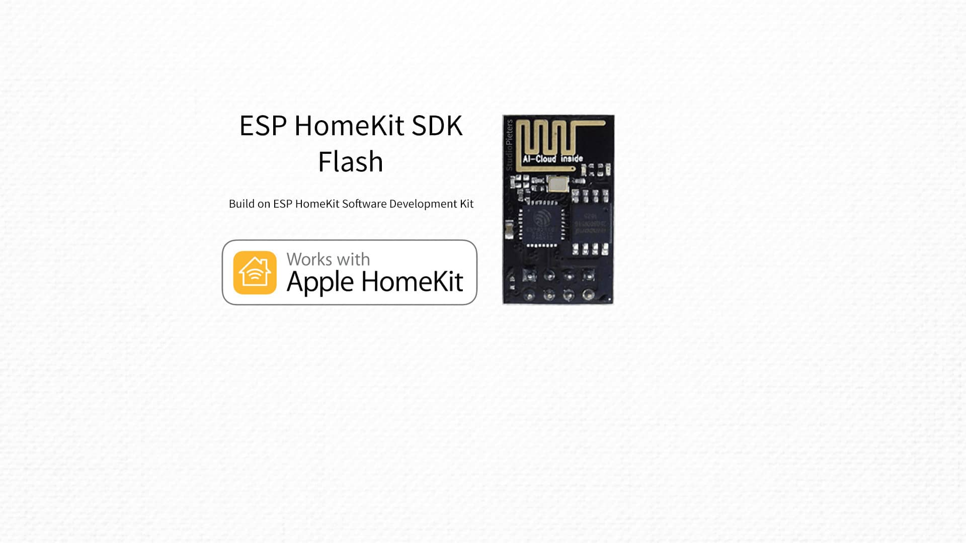 ESP HomeKit SDK – Flash