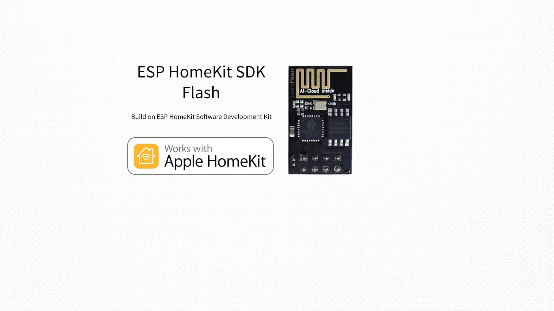 ESP HomeKit SDK – Flash