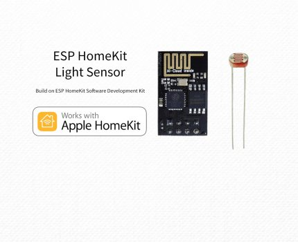 ESP8266 – HomeKit Light Sensor