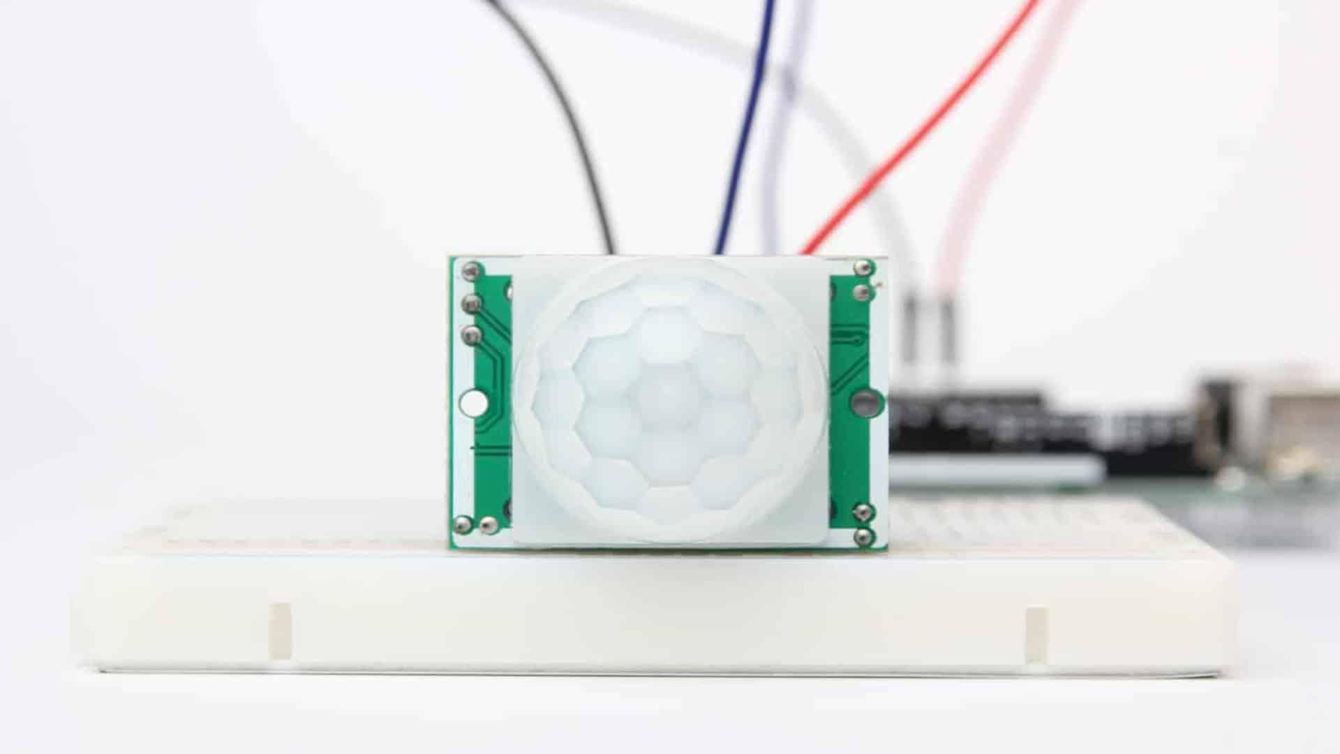 HC-SR501 – Motion Sensor