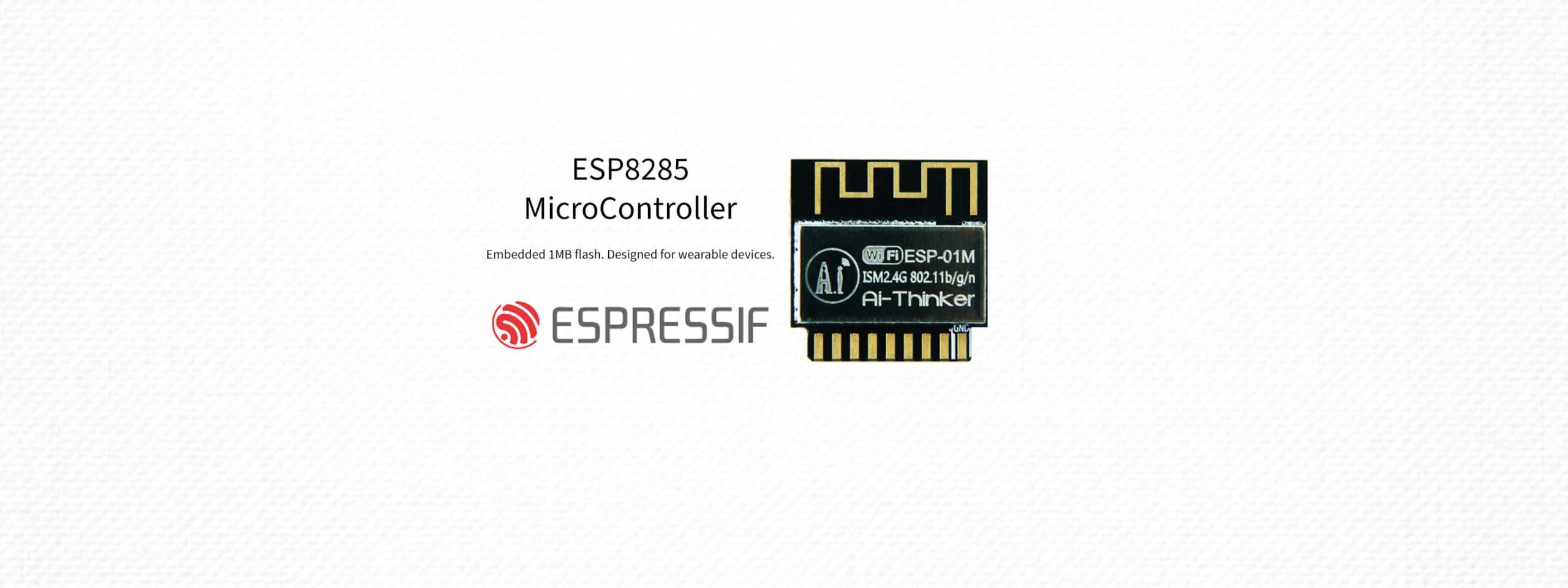 ESP8285 – MicroController