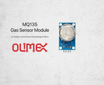 MQ135 – Gas Sensor Module